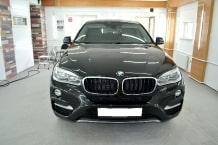 BMW X 6 Ceramic PRO 9h